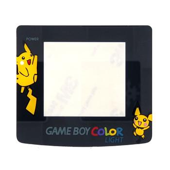 GameBoy Color TFT GLASS LENS - Pkmn 1 (GBC)
