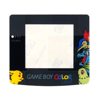 GameBoy Color TFT GLASS LENS - Pkmn 2 (GBC)
