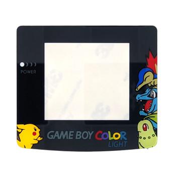 GameBoy Color TFT GLASS LENS - Pkmn 2 (GBC)