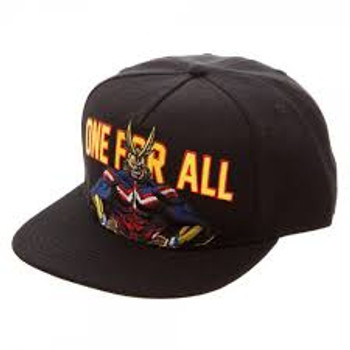 "My Hero Academia - All Might ""One For All"" Snapback"