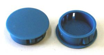 Qanba 30mm plug blue