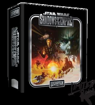 Star Wars: Shadows of the Empire (N64) Premium Edition - Limited Run