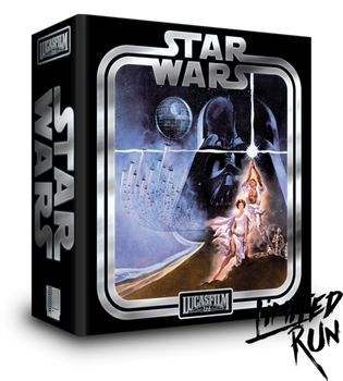 Star War (NES) Premium Edition - Limited Run