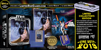 Star War (NES) Premium Edition - Limited Run
