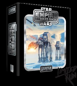 Star War: The Empire Strikes Back (NES) Premium Edition - Limited Run