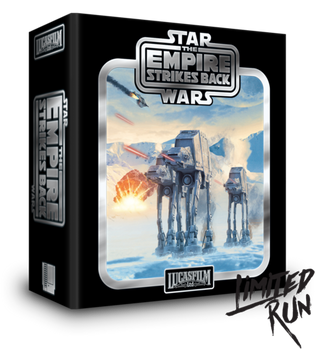 Star War: The Empire Strikes Back (GameBoy) Premium Edition - Limited Run