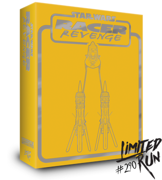 Star Wars Racer Revenge Premium Edition PS4 - Limited Run
