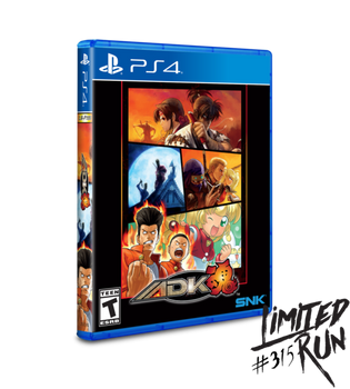 ADK Damashii - Limited Run Games (Playstation 4)