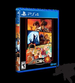 ADK Damashii - Limited Run Games (Playstation 4)