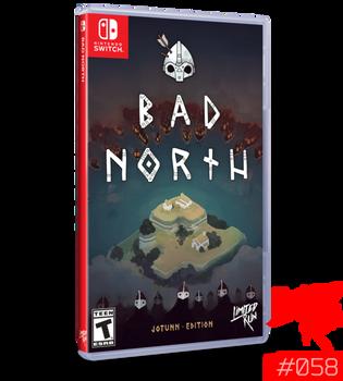 Bad North: Jotunn Edition - Limited Run Games - (Nintendo Switch)