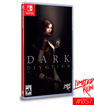 Dark Devotion - Limited Run Games - (Nintendo Switch)