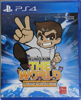 Kunio-Kun The World Classics Collection [English Subtitles] - PlayStation 4