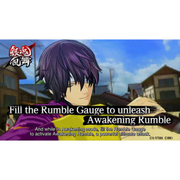 Gintama Rumble [English Subtitles] - PlayStation 4