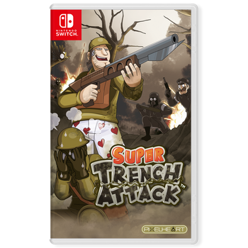 Super Trench Attack (Nintendo Switch)