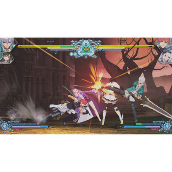 Blade Arcus Rebellion from Shining - (Japanese Region Free) - PlayStation 4