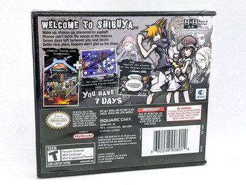 The World Ends With You (Nintendo DS)