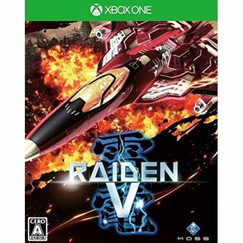 Raiden V - (Japanese Region Free) - Xbox One