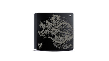 Yakuza 6 Slim Face Plate (PlayStation 4)