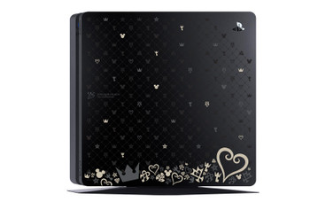 Kingdom Hearts Slim Face Plate (PlayStation 4)