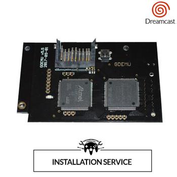 GDEMU Installation Service (Dreamcast) [SERVICE]