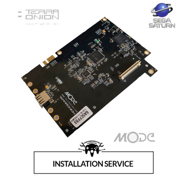 Terraonion MODE Installation Service (Saturn) [SERVICE]