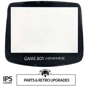 GameBoy Advance IPS GLASS LENS - STOCK (GBA)
