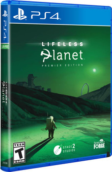 Lifeless Planet - Limited Run Games (Playstation 4)