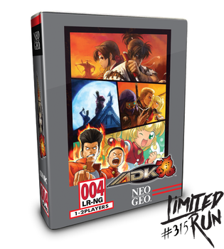 ADK Damashii Classic Edition - Limited Run Games (Playstation 4)