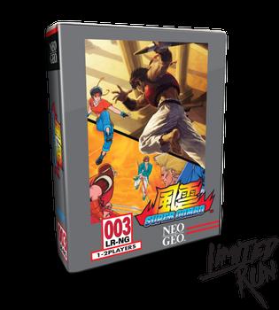 Fu'un Super Combo Classic Edition - Limited Run Games (Playstation 4)