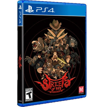 Streets of Red: Devil's Dare Deluxe - Limited Run Games - (PlayStation 4)