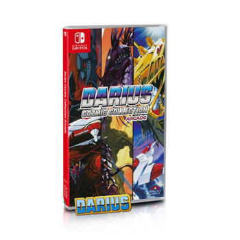 Darius Cozmic Collection Arcade - (Nintendo Switch)