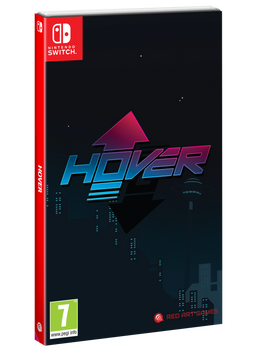Hover - Red Art Games (Nintendo Switch)