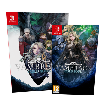 Vambrace: Cold Soul - GAMEFAIRY (Nintendo Switch)