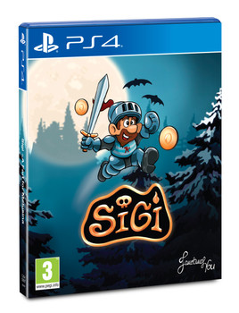 Sigi - A Fart of Melusina - Red Art Games (PlayStation 4)