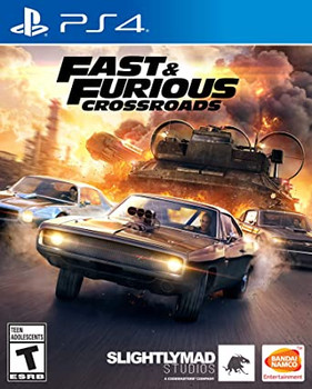 Fast and the Furious Crossroads  (PlayStation 4)