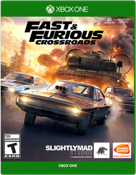 Fast and the Furious Crossroads  (Xbox One)