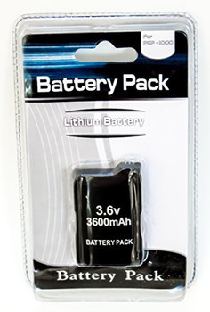PSP Replacement Battery - 1000 (PSP)