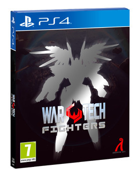 War Tech Fighters - Red Art Games (PlayStation 4)