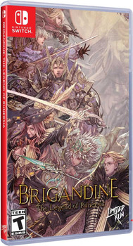 Brigandine: The Legend of Runersia  - Limited Run Games (Nintendo Switch)