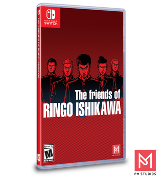 The friends of Ringo Ishikawa  - PM Games (Nintendo Switch)