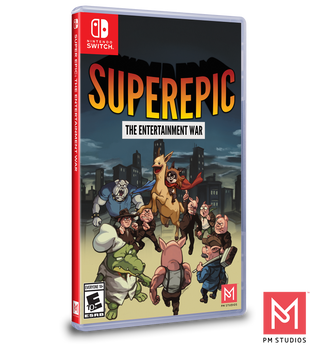 SuperEpic - PM Games (Nintendo Switch)