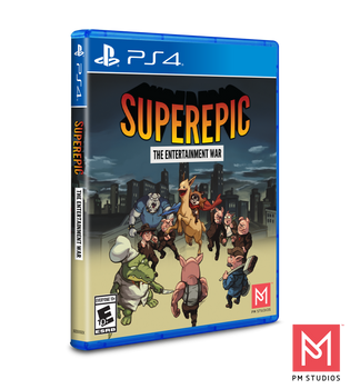 SuperEpic - PM Studios (PlayStation 4)