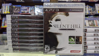 Silent Hill HD Collection [PlayStation 3]