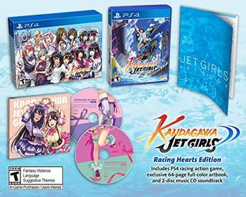 Kandagawa Jet Girls - Racing Hearts Edition [Day 1] (PlayStation 4)
