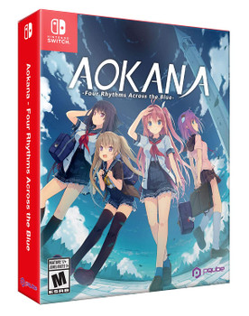 Aokana - Four Rhythms Across the Blue (Nintendo Switch)