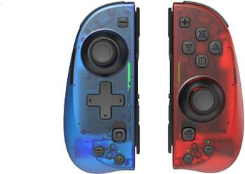 NEXiLUX Joy-Con Alternative - Clear (Nintendo Switch)