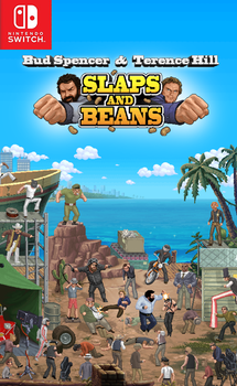 Bud Spencer & Terence Hill: Slaps and Beans (Nintendo Switch)