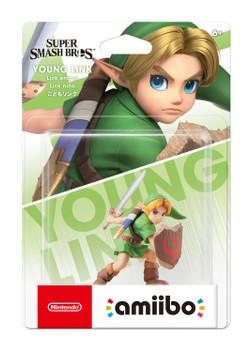 Young Link Amiibo  - Japan Import