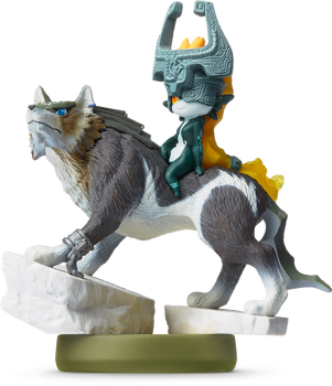 Wolf Link Amiibo  - Japan Import