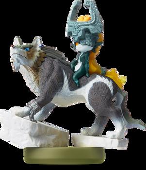 Wolf Link Amiibo  - Japan Import